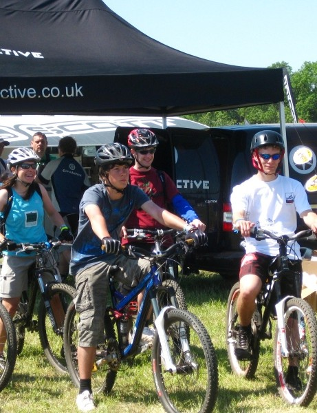 The CycleActive team will be running a series of Skills Clinics at the TwentyFour12 in Plymouth