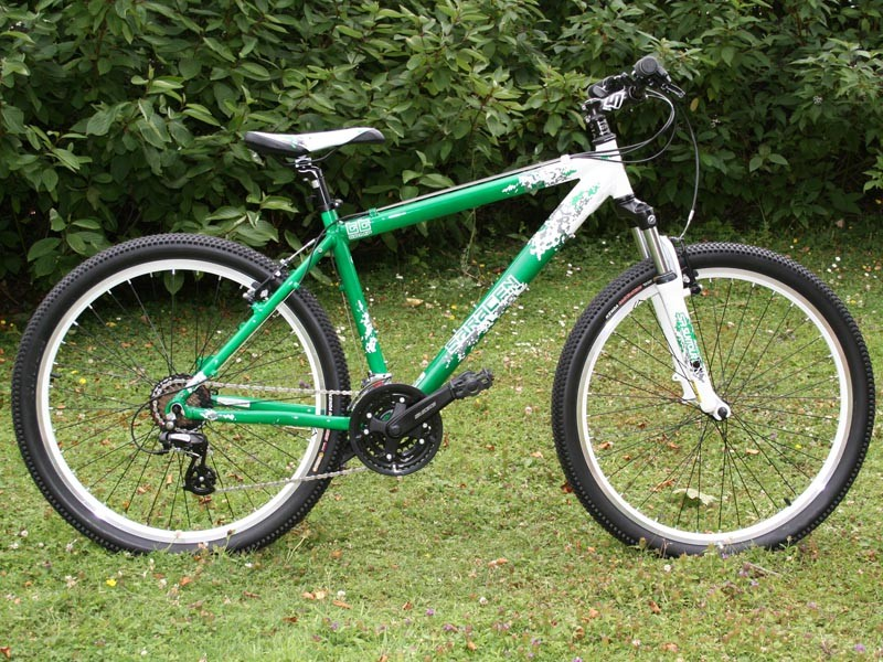92b50014 First look: Saracen 2010 mountain and kids' bikes - BikeRadar