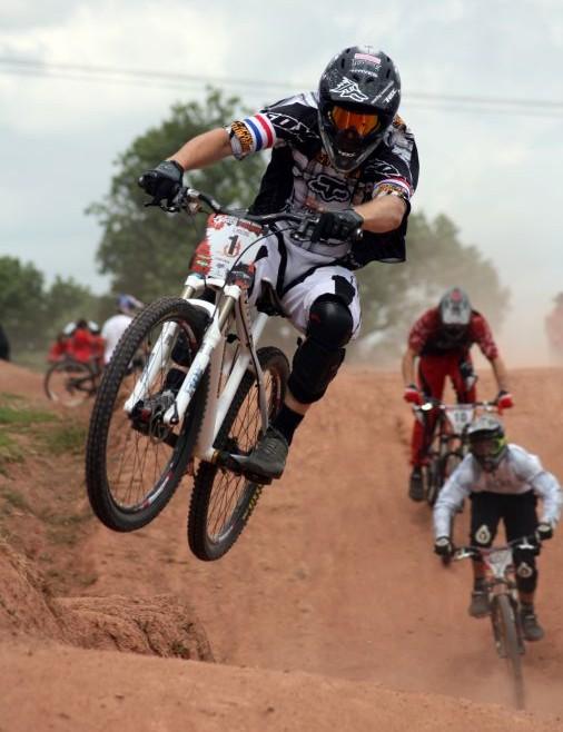 British Four-Cross Championships 2009