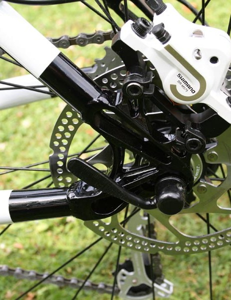Zen 3 rear brake