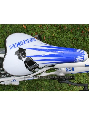 Rufftrax Jnr saddle