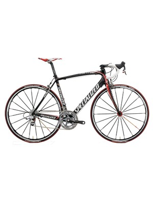 This Specialized Tarmac Pro SL could be yours...