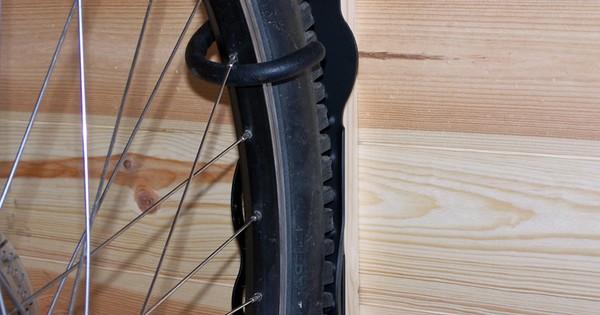 X-Tools Wallmount bike storage hanger review