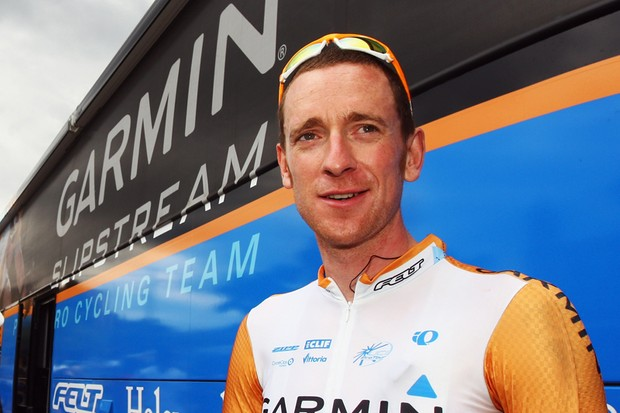 British rider Bradley Wiggins hopes to stick with the leaders on the 10km climb to Andorra today