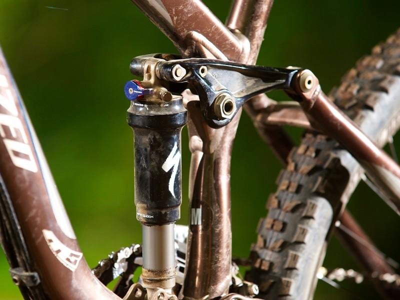 a5be6729f60 Specialized Enduro SL Expert (09) review - BikeRadar