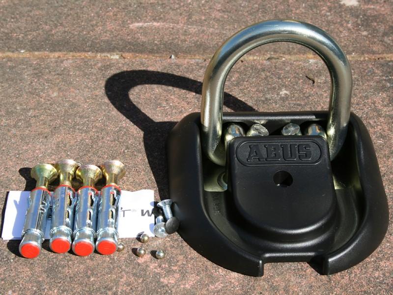 Abus WBA Granit wall/ground anchor