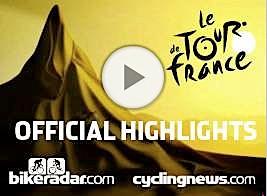 Our 2009 Tour de France video highlights player.