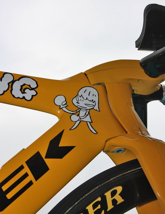 Armstrong wants his 'Livestrong' followers to adopt this attitude in the fight against cancer.