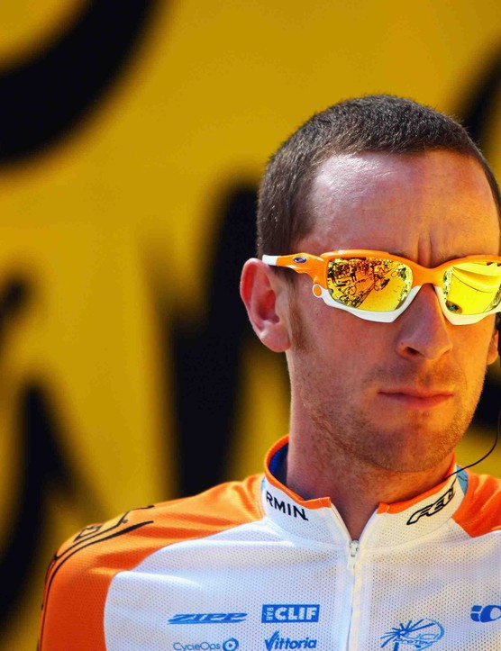 Garmin's Bradley Wiggins is pulling his weight at the 2009 Tour so far.