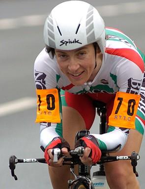 Ruth Eyles, winner in 2008, took silver this year
