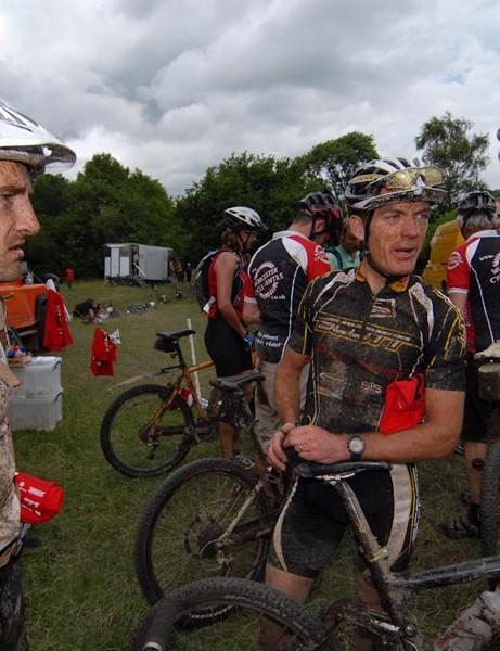 Nick Craig rides again