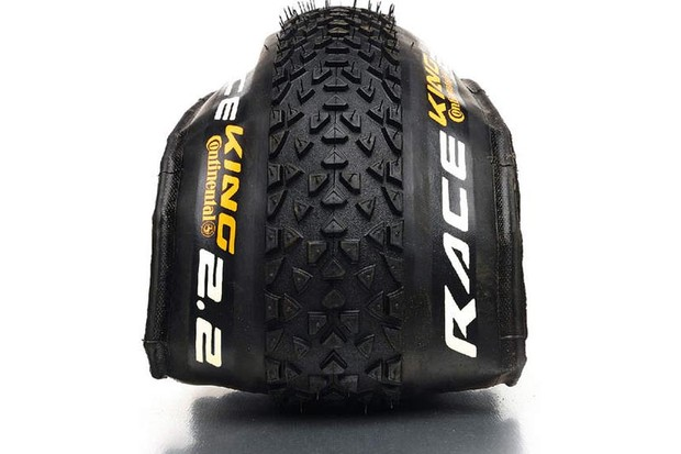 Continental Race King Supersonic 2.2in tyre