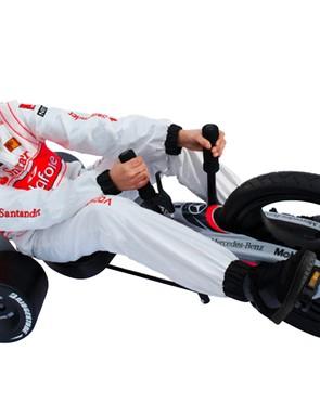 Vodafone McLaren Mercedes Turbo Twist