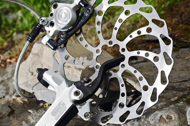 Óxido efectivo Acera  Clarks S2 disc brakes - BikeRadar