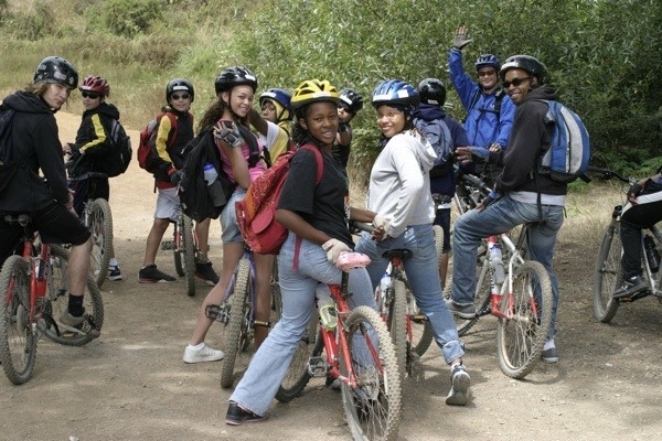 Trips for Kids began in Northern California, now expanding to 68 chapters around the world.