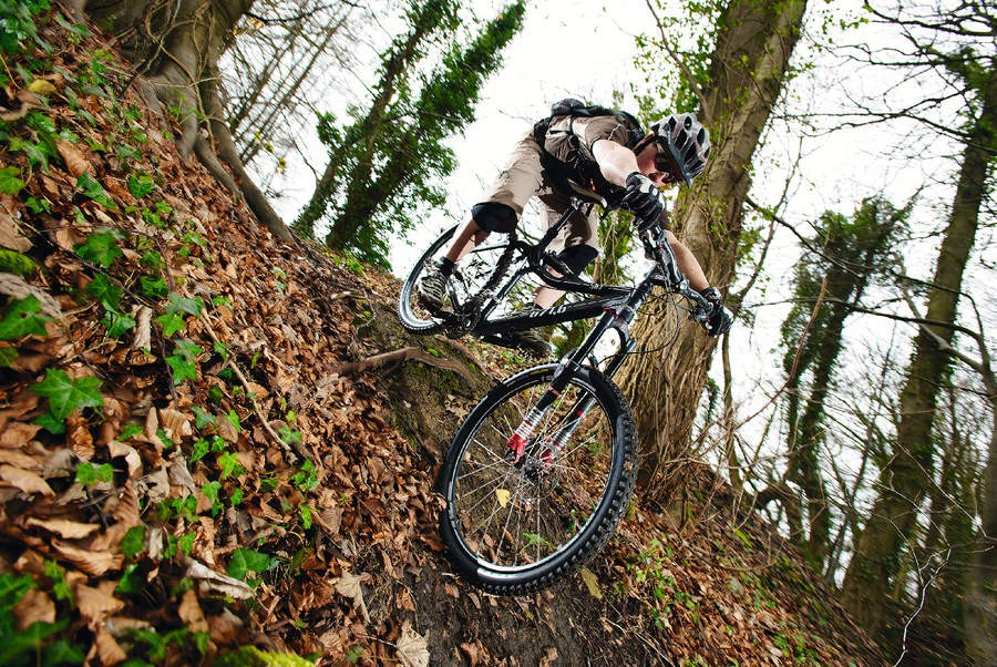 Up hill and down dale – the Pr6-lt will get you there, just keep those cranks turning