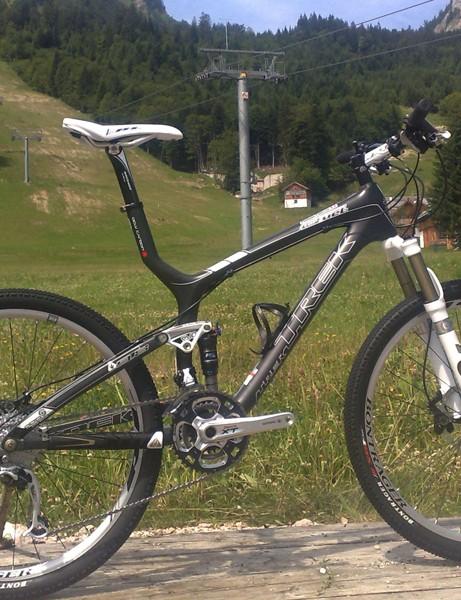 Trek Top Fuel 9.8 (2010)