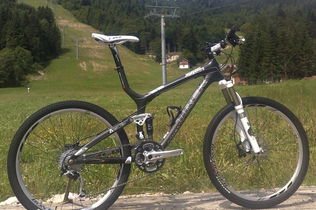 Trek Top Fuel 9.8 (2010)