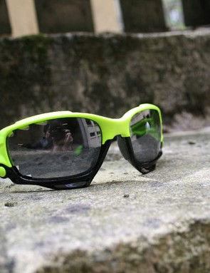 The innovative Jawbone once more puts Oakley ahead of the game