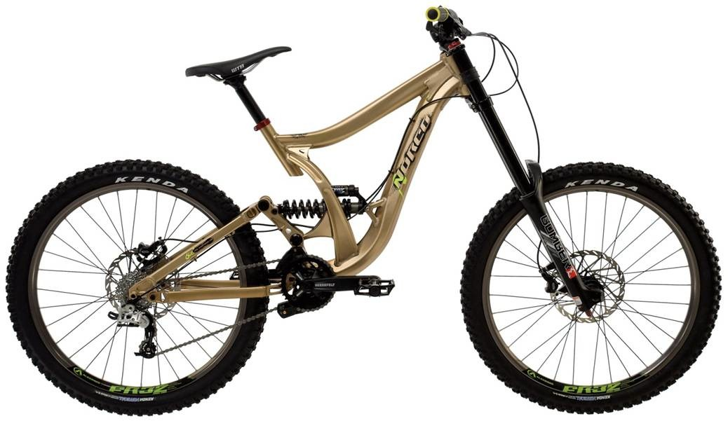 The 2010 Norco A-Line.