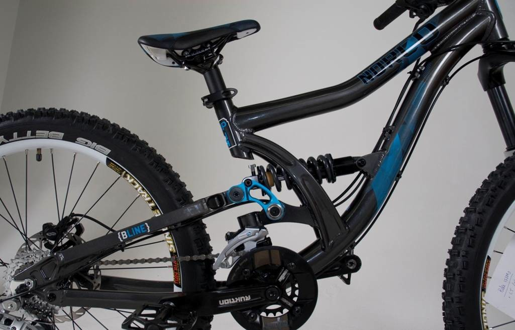 The 2010 Norco B-Line.