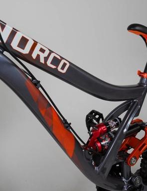 The 2010 Norco Empire.