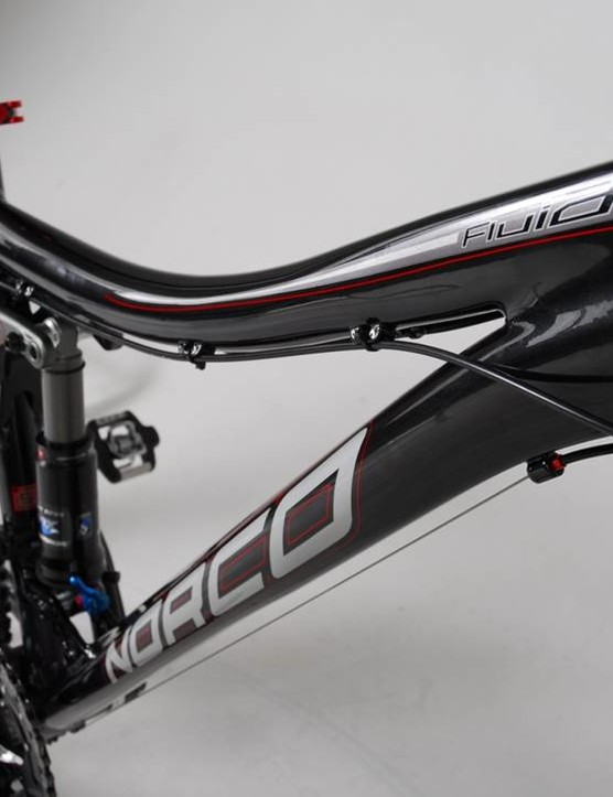 The 2010 Norco Fluid.