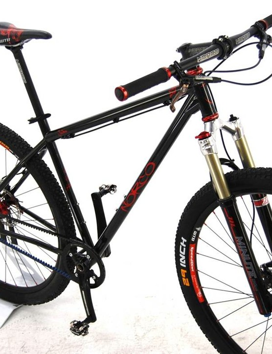 The 2010 Norco Judan 29er.