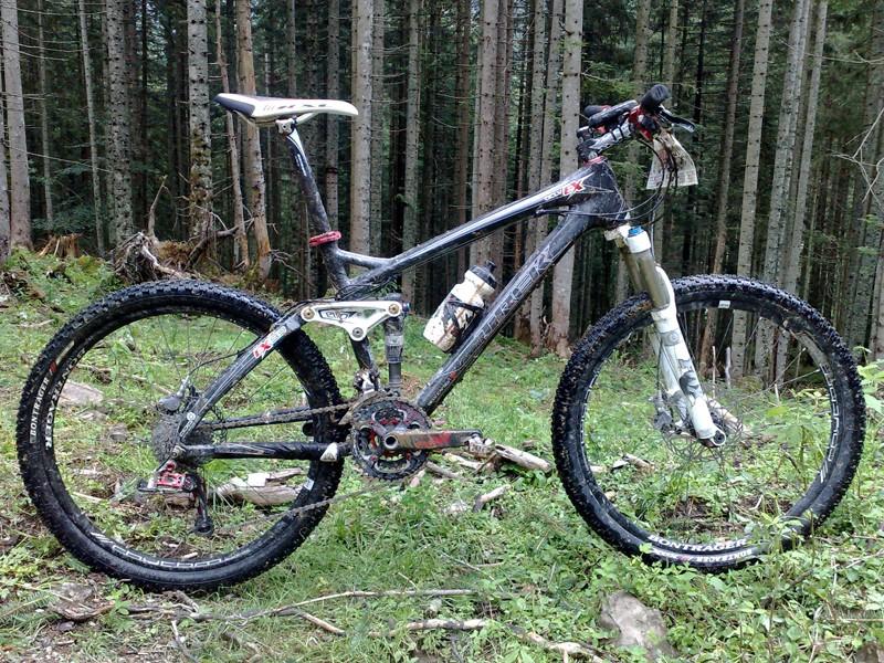 d39012634fe Trek 2010: Putting the Fuel EX through its paces - BikeRadar