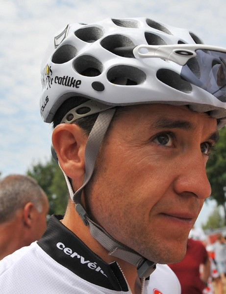 Carlos Sastre lashed out at his fellow riders for being negative
