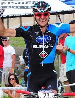 Jeremy Horgan-Kobelski (Gary Fisher/Subaru) won the elite men's cross-country championship.