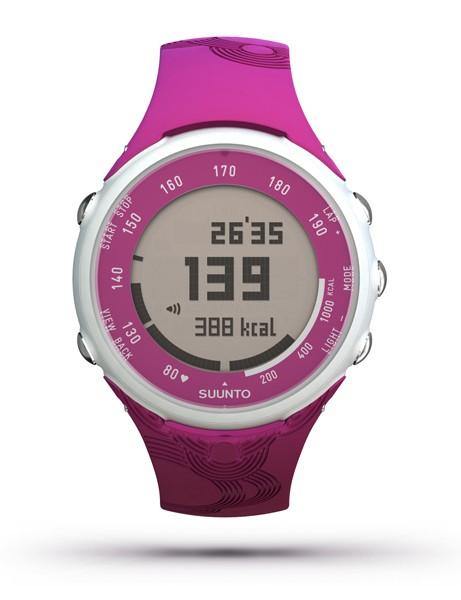 Suunto t1c fuchsia heart rate monitor