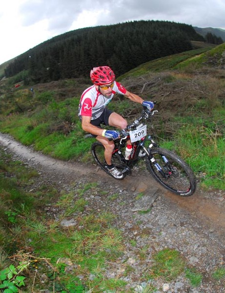 Excellent riding is on offer at the 2009 TransWales