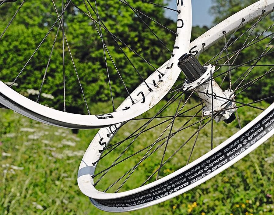 Syncros FR/DH Wheelset