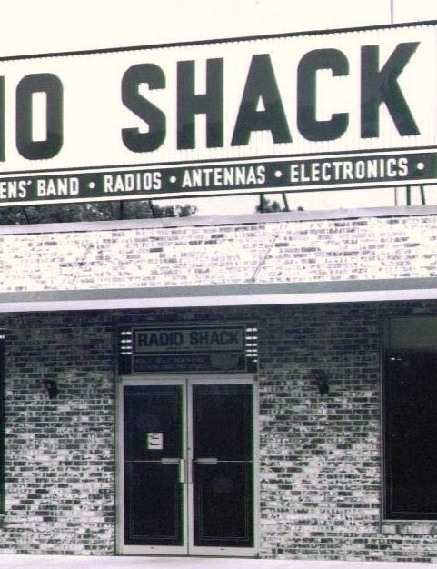 RadioShack has more than 4,000 stores in the U.S.