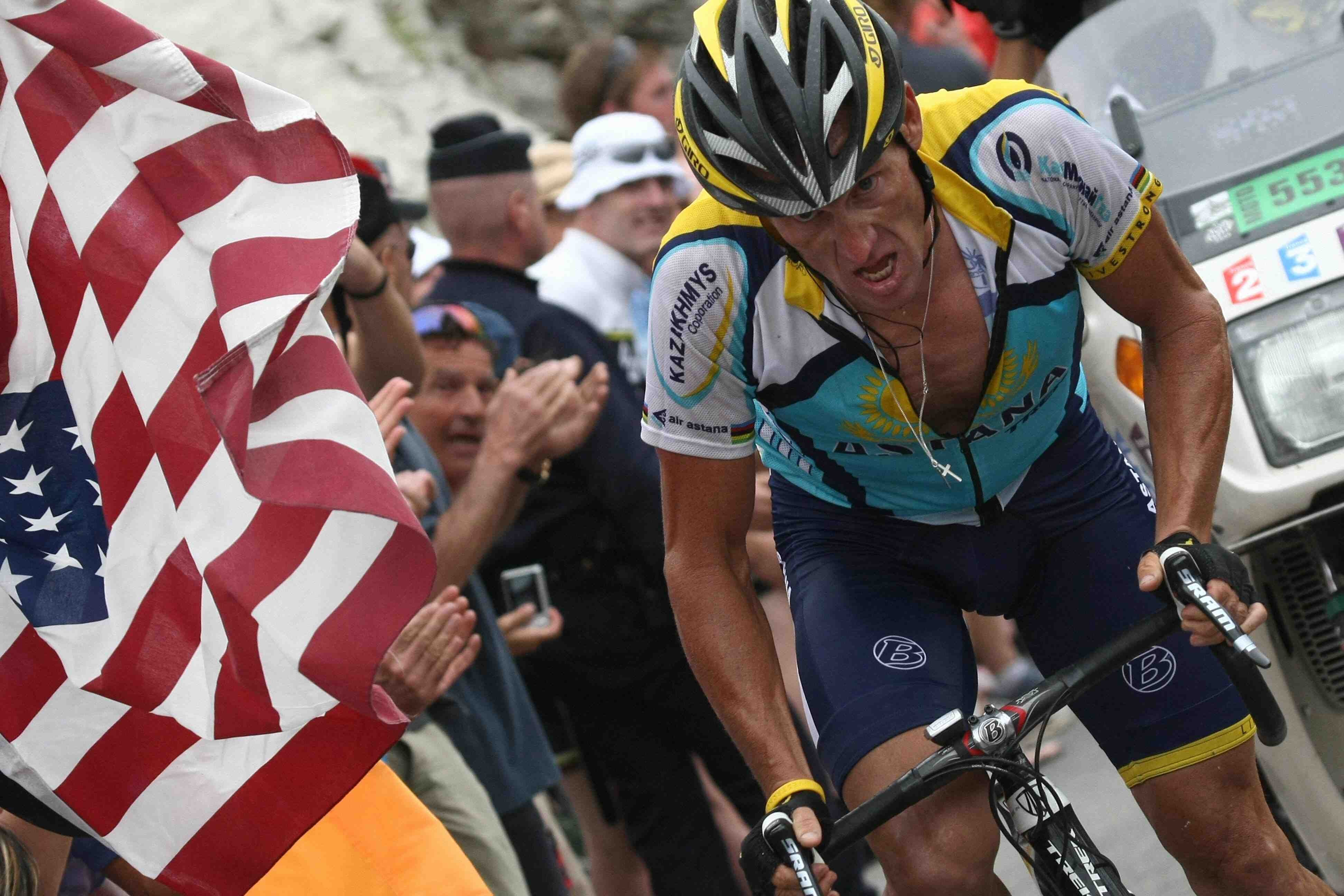 American cyclist Lance Armstrong plans to race the 2010 Tour, among other races.