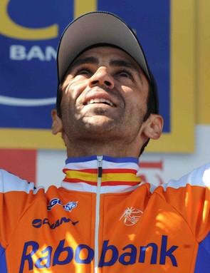 Rabobank's Juan Manuel Garate salvaged some dignity for the Dutch team with his victory atop Ventoux July 25, 2009.
