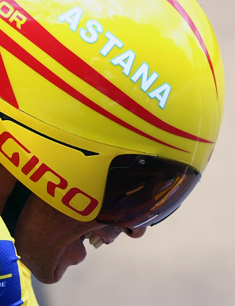Contador gave Spain its fourth consecutive Tour de France win and the country's 12th of all time
