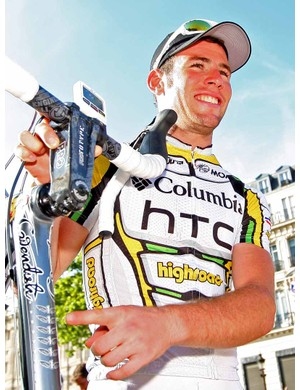 Mark Cavendish won six stages - a record by a Brit
