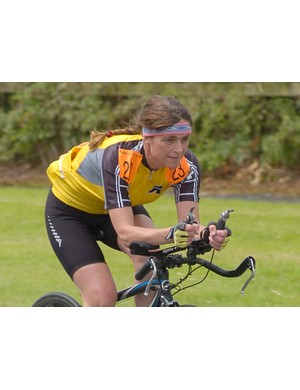 Marina Bloom won the women's 24hr title