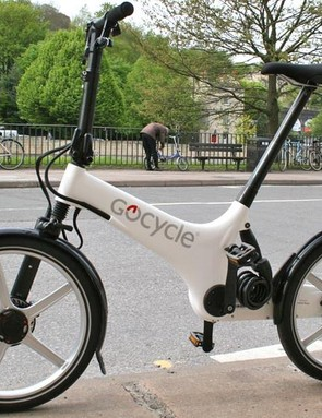 The Gocycle has been shortlisted for a T3 Gadget Award