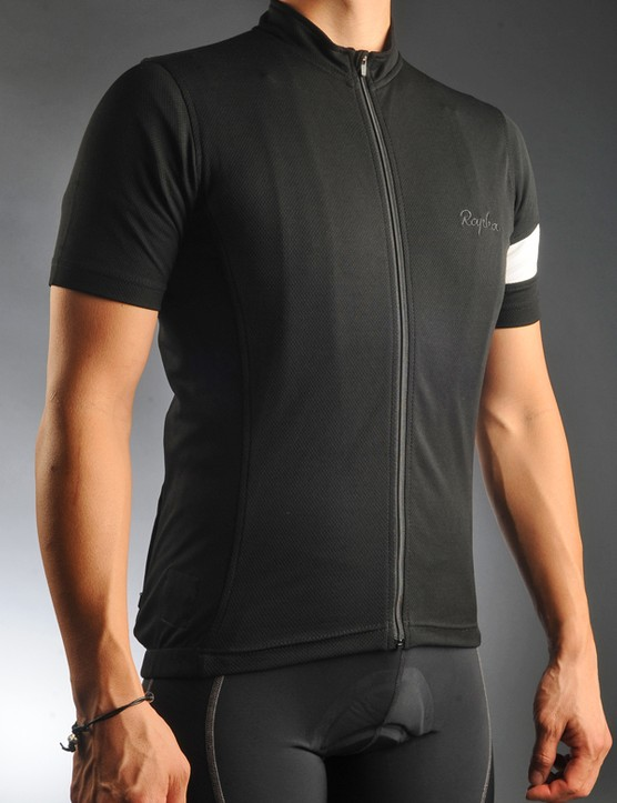 Don't let the wool content fool you; the Rapha Lightweight jersey is a surprisingly good garment in hot summer conditions
