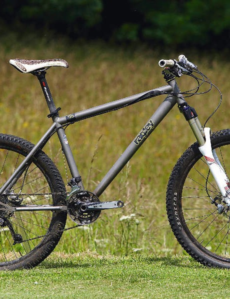 Radical design makes the Ragley the ultimate technical riding rig