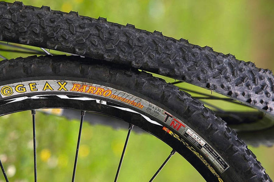 Geax Barro Mountain TNT 2.3 Tyres
