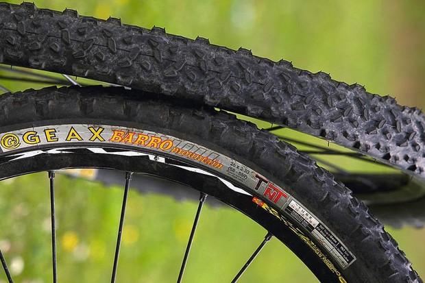 Geax Barro Mountain TNT 2.3 Tyres