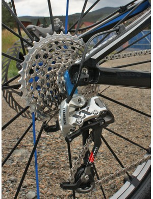 The top-end Anthem Advanced SL0 will come with SRAM's new XX group
