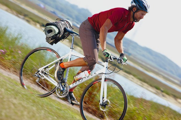 The Ridgeback proved light and fast and would make a great light touring bike