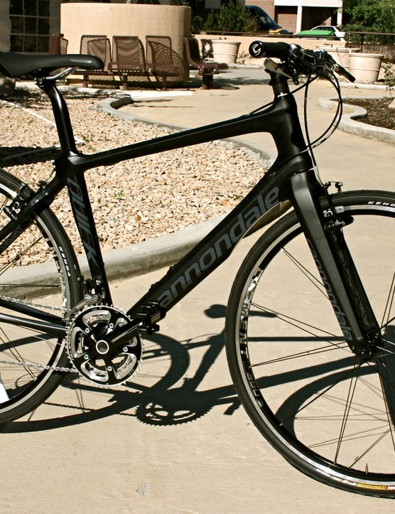Cannondale's more production-friendly Quick concept