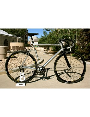 2010 Cannondale Capo 1 fixed-gear bike