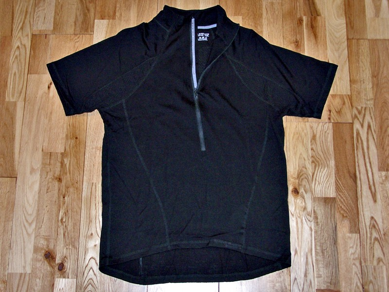 Endura BaaBaa Tech Zip Neck jersey